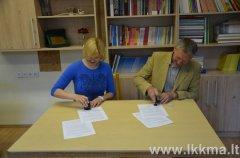 Bendradarbiavimo sutartis